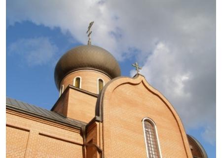 HAJNÓWKA - cerkiew Św. Dymitra Sołuńskiego