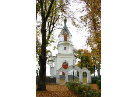 NAREWKA – cerkiew p.w. Św. Mikołaja