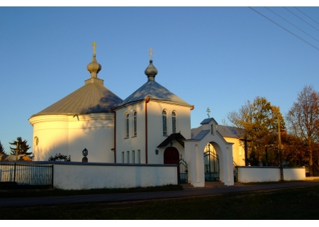 SIEMIANÓWKA – cerkiew p.w. Św. Jerzego Zwycięzcy