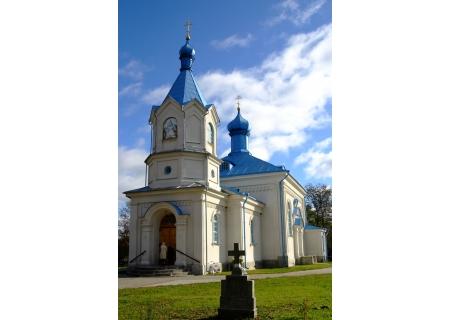DUBINY – cerkiew p.w. Zaśnięcia Bogurodzicy