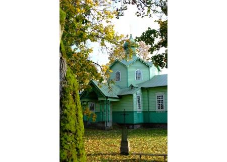 NAREW – cerkiew p.w. Podwyższenia Krzyża Świętego