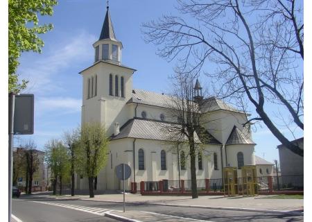 HAJNÓWKA – kościół p.w. Podwyższenia Krzyża Świętego