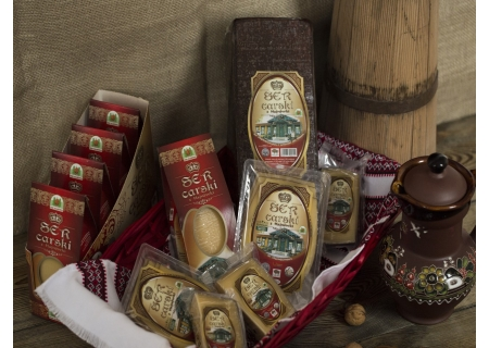 Tsar's cheese from Hajnówka