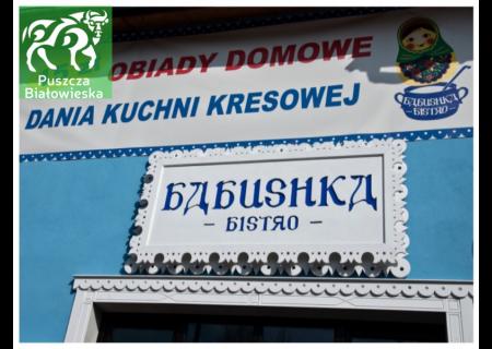 Babushka Bistro in Hajnówka