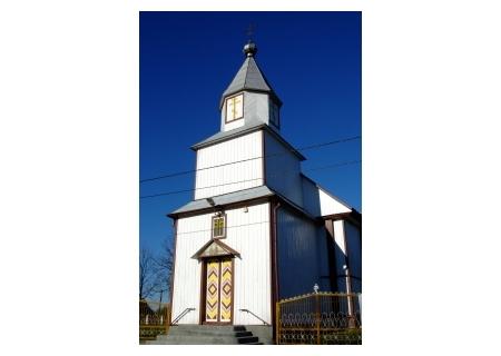 LEWKOWO STARE – cerkiew p.w. Św. Św. Piotra i Pawła