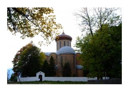 KLEJNIKI – cerkiew p.w. Wniebowstąpienia Pańskiego