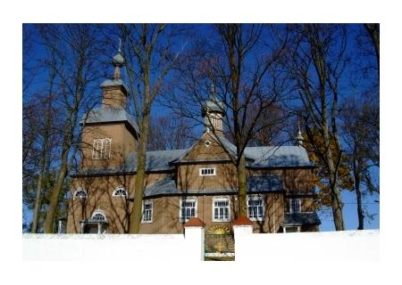 TRZEŚCIANKA – cerkiew p.w. Św. Michała Archanioła