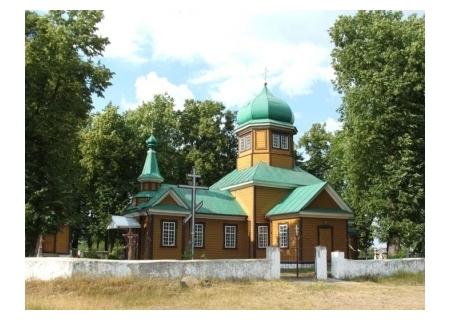 ZUBACZE – cerkiew p.w. Opieki Matki Boskiej