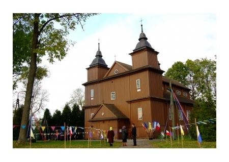 NAREW – kościół p.w. Wniebowzięcia NMP i Św. Stanisława Kostki