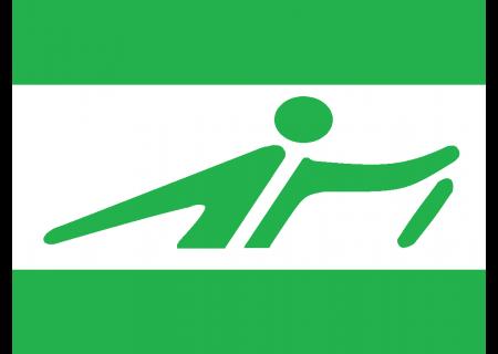 """Nordic Walking Park Dobrowoda """"Trubianka"""" (green) 8 km"""
