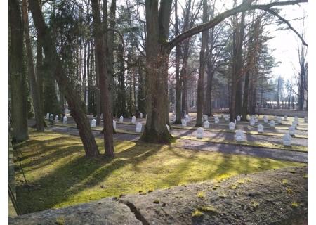 Pomniki, mogiły, miejsca straceń - Hajnówka