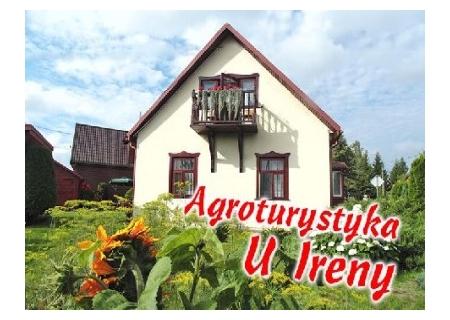 """Gospodarstwo agroturystyczne """"U Ireny"""" w Białowieży"""