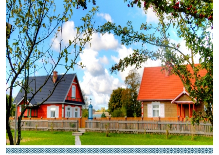 Białowieskie Sioło w Budach