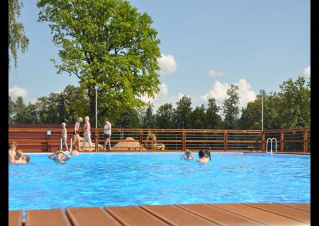 Ośrodek Sportu i Rekreacji oraz Rodzinna Strefa Zabaw w Hajnówce