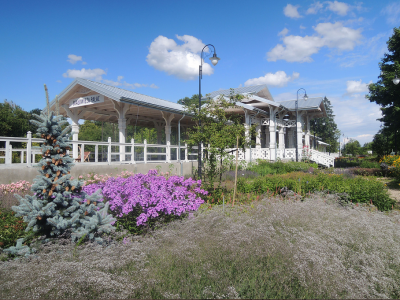Białowieża Pałac - stacja z historią
