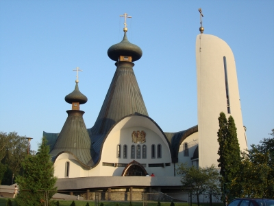 HAJNÓWKA - Sobór Św. Trójcy