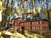 Replika Pałacu Carskiego z Białowieży