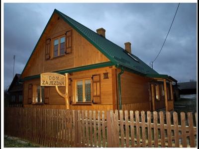Dom Zajezdny w Białowieży