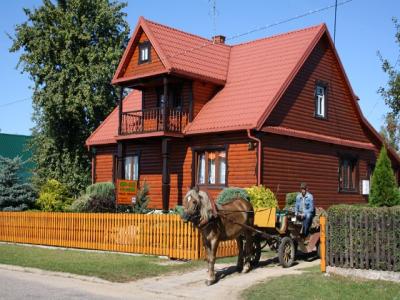 """Agrokwatera """"Eko-Sen"""" w Białowieży"""