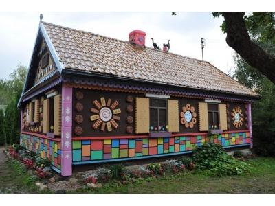 Chatka Baby Jagi w Orzeszkowie – bajkowa przygoda w Puszczy