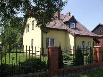 """Gospodarstwo Agroturystyczne """"U Andrzeja na Podlasiu"""" w Dubiczach Cerkiewnych"""