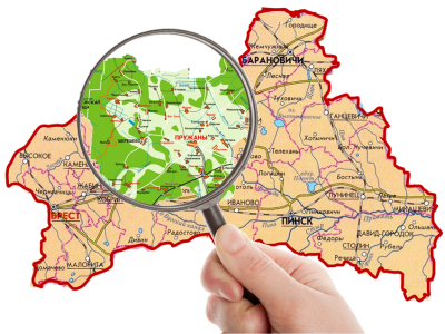 The Prużański region invites you!