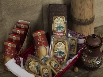 Tsar's cheese from Hajnówka