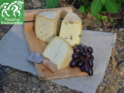 Cheese from the Bialowieza Forest