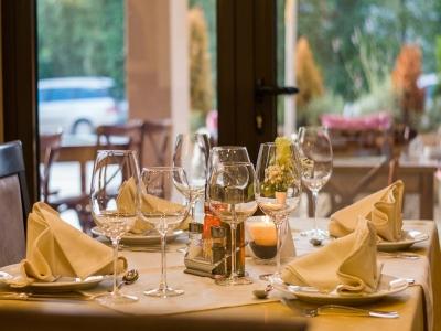 Restaurant Hotel Żubrówka in Białowieża