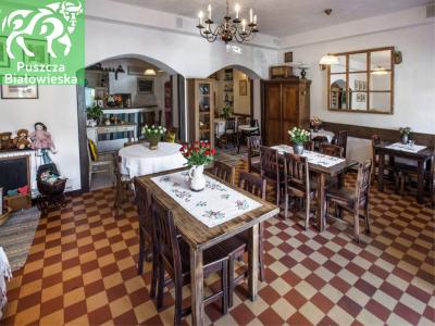 "Bar&Restaurant ""Starówka"" in Hajnówka"