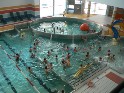 Water Park in Hajnówka