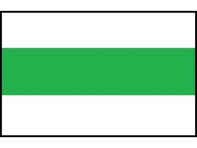 """Szlaki turystyczne piesze: """"Wilczy Szlak"""" Zamosze – tzw. Kosy Most (zielony, 11,5 km)"""