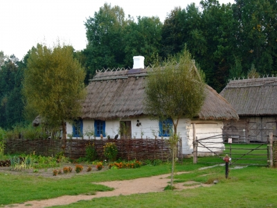 "Open-air ethnographic museum ""Sioło Budy"" in Budy"