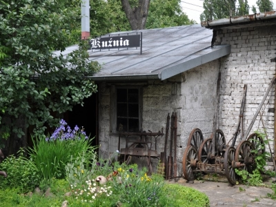 Museum of Blacksmiths and Locksmiths in Hajnówka