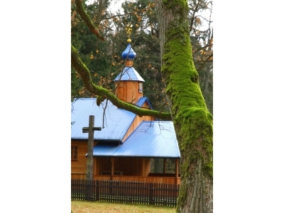 KRYNOCZKA – cerkiew p.w. św. św. Braci Machabeuszów