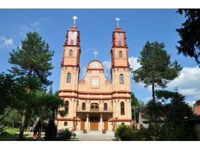 HAJNÓWKA - Kościół p. w. Św. Cyryla i Metodego
