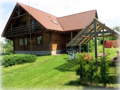 Białowieska Chata w Białowieży