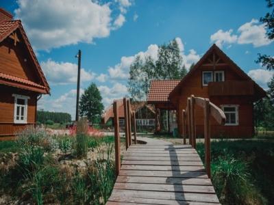"""Agroturystyka """"Miodowa Kolonia"""" w Pogorzelcach"""