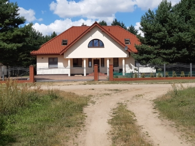 Kwatery Agroturystyczne z Chartem w Dubiczach Cerkiewnych
