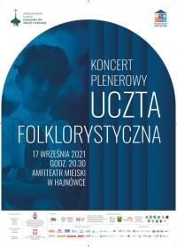 """Koncert plenerowy """"Uczta Folklorystyczna"""""""