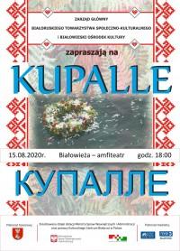Noc Kupały w Białowieży