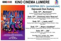 Kino Cinema Lumiere w Hajnówce
