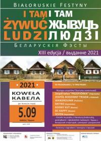 """Festyn z cyklu """"I TAM ŻYWUĆ LUDZI"""" w Kowele"""