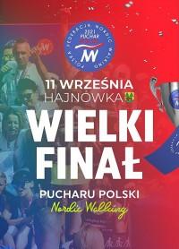 WIELKI FINAŁ Pucharu Polski Nordic Walking