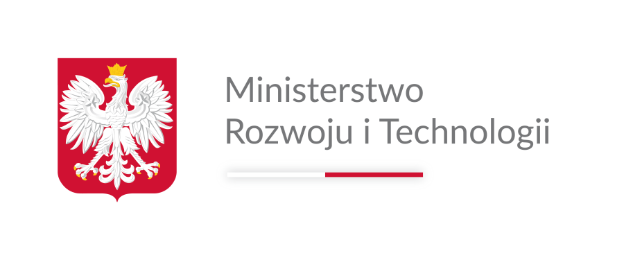 Ministerstwo Rozwoju i Technologii logo